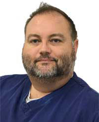 Meet our team - Darren Bloore, Registered Foot Health Practitioner at We Fix Feet Limited