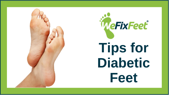 Tips for Diabetic Feet