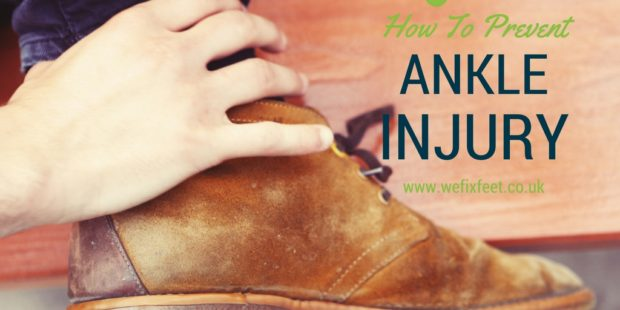 How to Prevent Ankle Injury