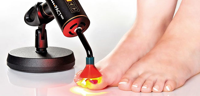 PACT Fast Effective Treatment for Fungal Toe Nails