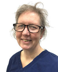 Meet our team - Susan Bolger, HCPC Registered Podiatrist at We Fix Feet Limited
