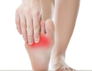 Podiatry and Foot Care treatments at We Fix Feet clinics in the East Midlands