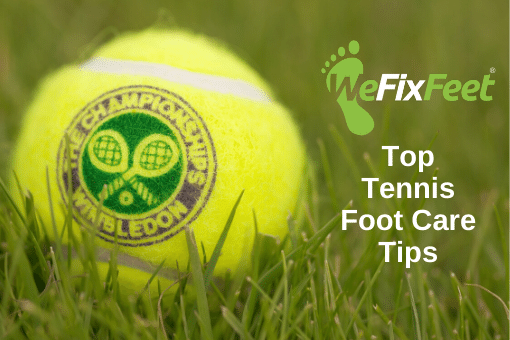Top Tennis Foot Care Tips