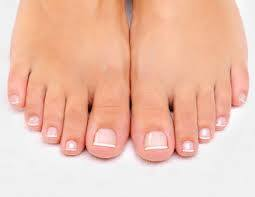 Check your feet and trim your nails