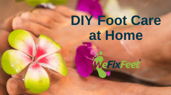 DIY Foot Care