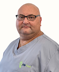 Steve is an Extended scope Practitioner.