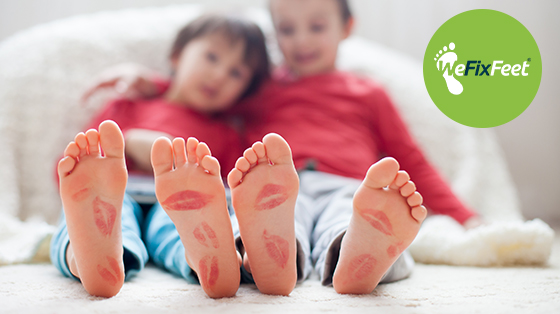 Is your child suffering from foot pain?